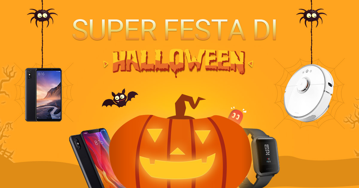 FESTA DI HALLOWEEN BY GEEKMALL