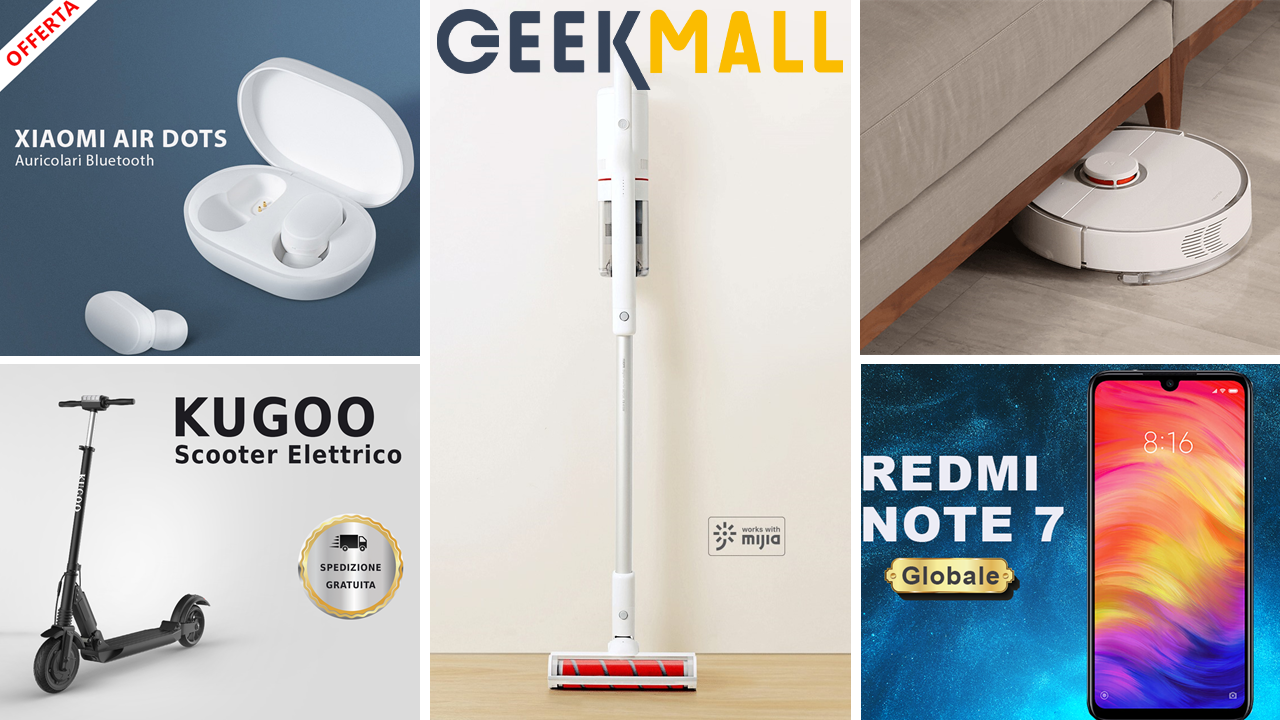 SUPER DEALS DA GEEKMALL.IT