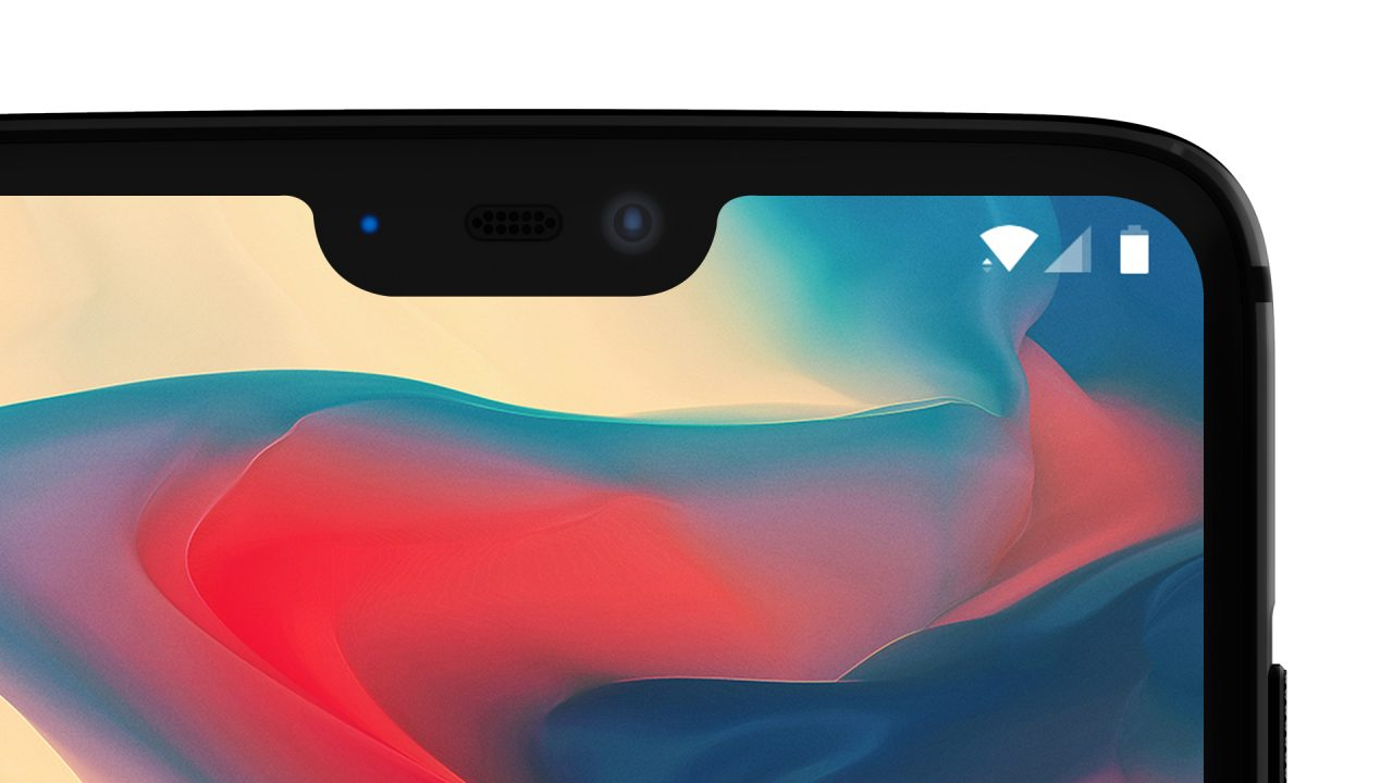 oneplus 6 notch 1280x720