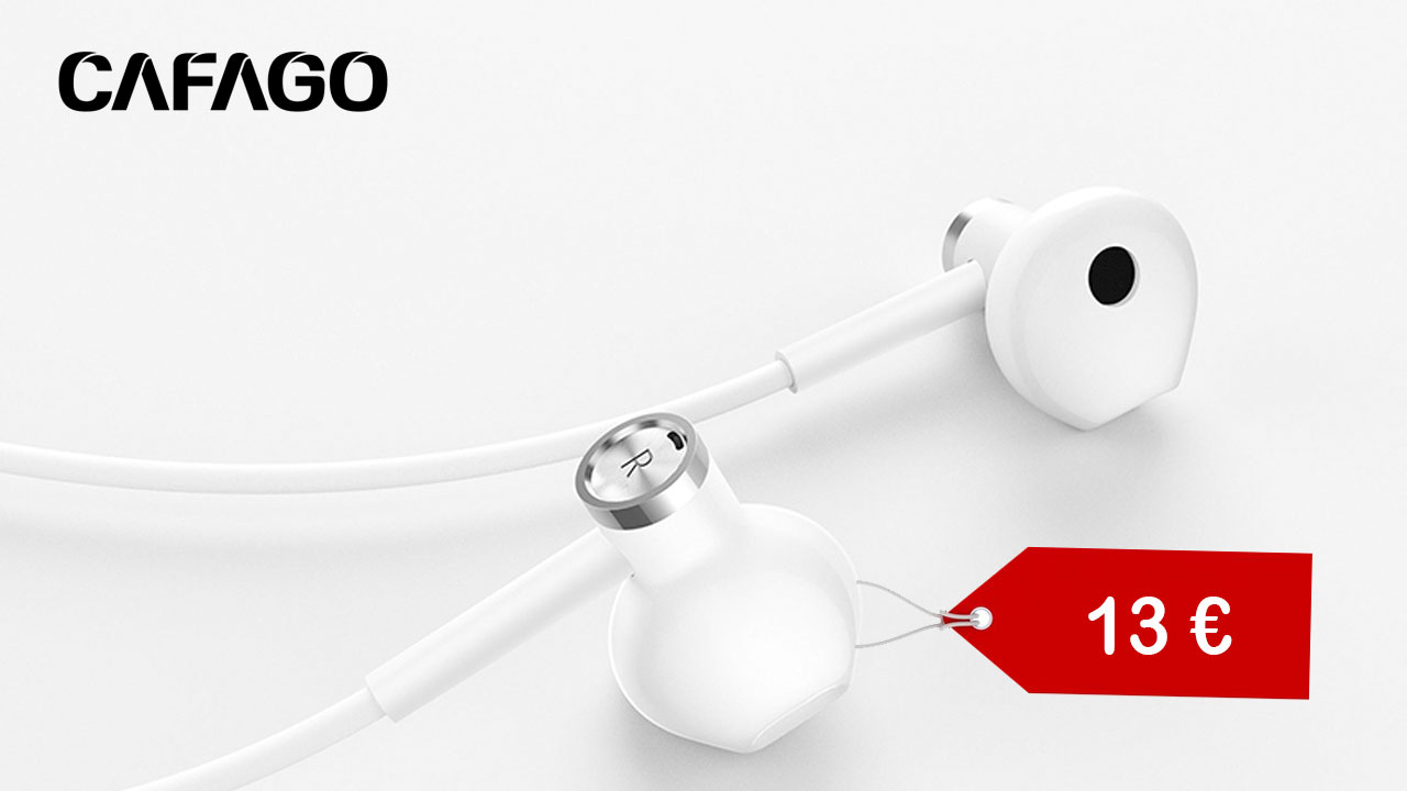 xiaomi earphone half ear