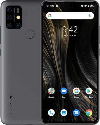 Umidigi Power 3 Vs Xiaomi Redmi Note 8 01