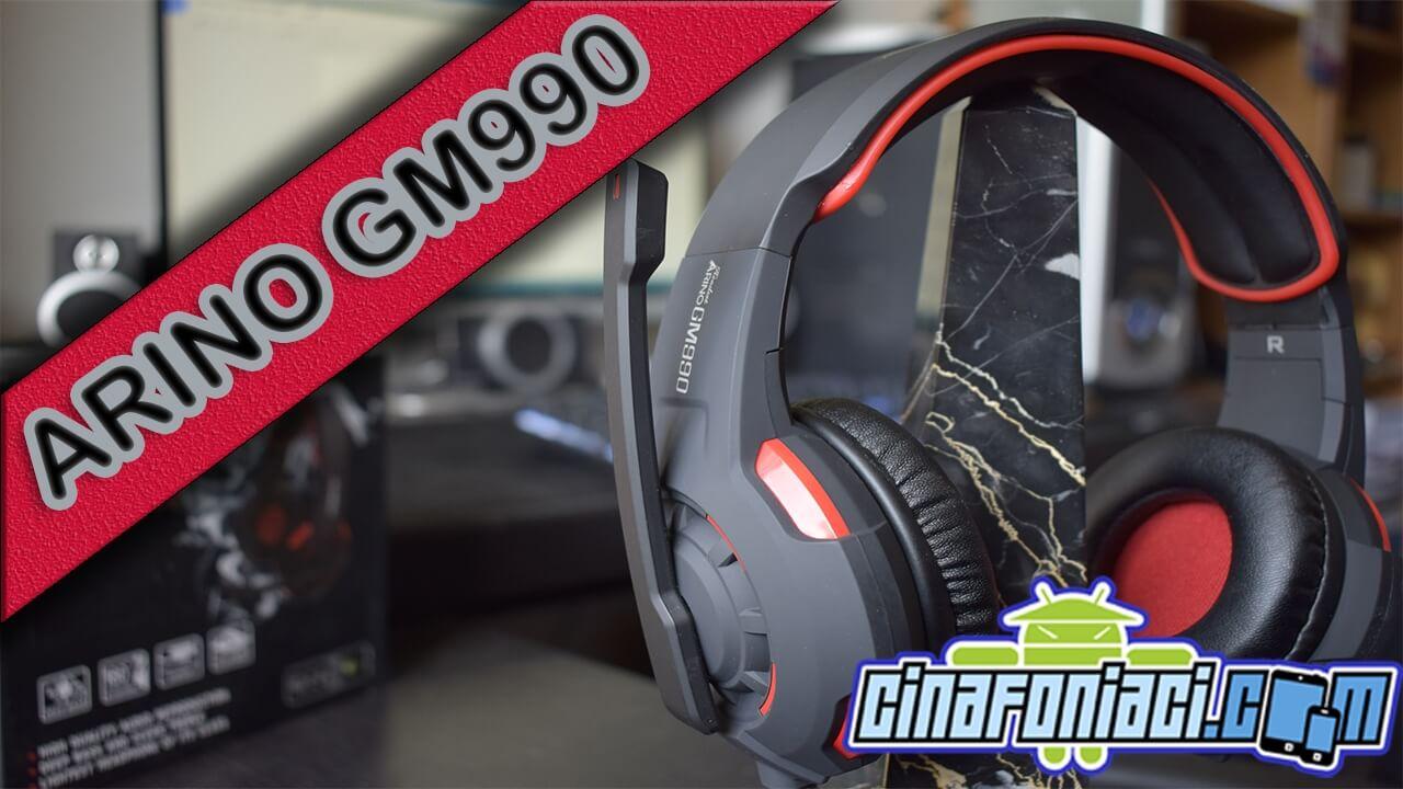 ARINO GM990 - Recensione cuffie da gaming entry level - Cinafoniaci ... f5df1acda49e