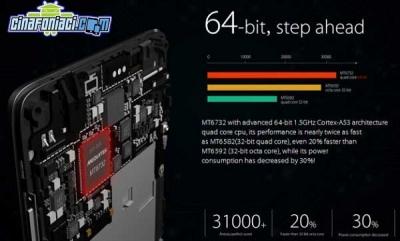 Processori Mediatek, il 2015 sarà l'anno dei 64-bit