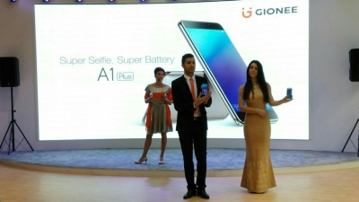 [MWC 2017] Stand Gionee: Gionee A1 e Gionee A1 Plus, selfie a 16 e 20 Megapixel!
