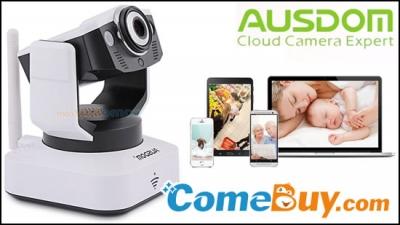 Ausdom D2: una videocamera IP di qualità controllabile dal nostro smartphone!