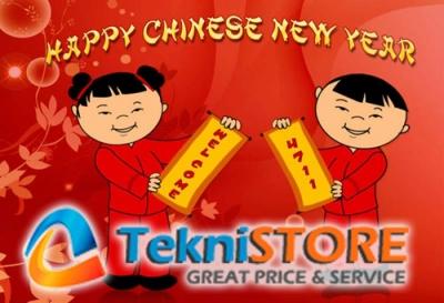 Teknistore: offerte per il capodanno cinese