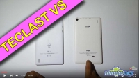 Teclast P80 Vs P80H : Sfida tra tablet low-cost