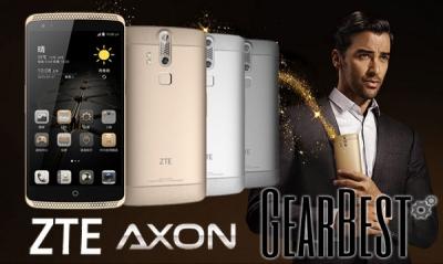 ZTE AXON, il nuovo top di gamma di ZTE in preordine esclusivo su Gearbest