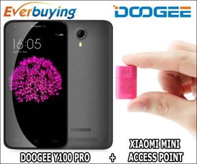 Doogee Y100 Pro in offerta su Everbuying con un simpatico omaggio Xiaomi!