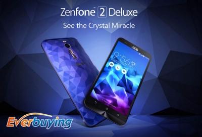 Asus Zenfone 2 in versione Deluxe