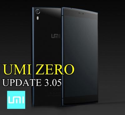 Umi Zero: installiamo l'update 3.05!
