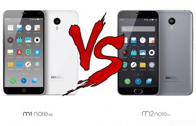 Meizu M2 Note: inizia la prevendita e differenze con Meizu M1 Note
