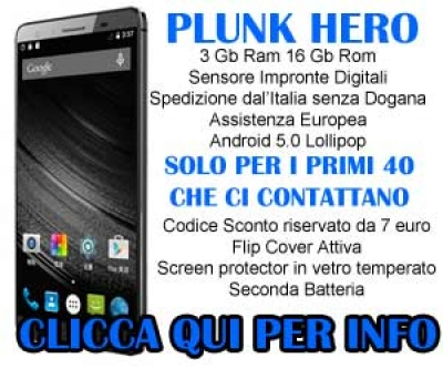Plunk Hero Codice sconto per i primi 40 utenti che ne fanno richiesta!