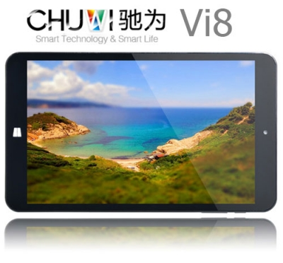 Chuwi Vi8: un tablet low cost con Android e Windows in offerta su Banggood
