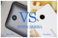 Meizu MX4 vs Vivo Xshot, fotocamere a confronto