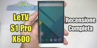 Letv One X600 La recensione completa
