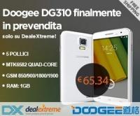 Doogee Voyager 2 DG310: Un quad core a 65 euro!