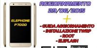 Elephone P7000 (Update 20150629) - Recensione, Guida installazione Firmware, TWRP, Root, Eleflash!