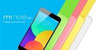 Meizu M1 Note, uno smartphone molto atteso!