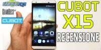 Cubot X15 Unboxing e prime impressioni