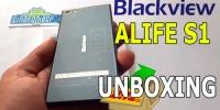 Blackview Alife S1, unboxing di uno smartphone economico, completo e dal design accattivante!