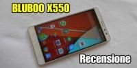 Bluboo X550 per gli amanti delle batterie inesauribili, la recensione completa