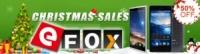 MyEfox: smartphone con il 50% di sconto in occasione delle festività natalizie!