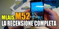 Mlais m52 - Unboxing e prime impressioni