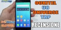 Oukitel U8 Universe Tap - La recensione completa