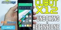 Cubot X12 - Unboxing e recensione completa