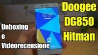 Doogee DG850 Hitman : un clone dai dettagli curatissimi