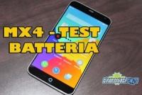 Meizu MX4: Il nostro test sulla durata della batteria!