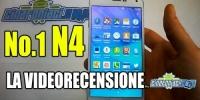No.1 N4 la recensione completa del clone Samsung Galaxy note 4