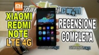 Xiaomi RedMi Note LTE 4G: La video recensione completa!
