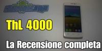 ThL 4000 la recensione completa