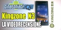 Kingzone N3 , materiali di qualità e supporto 4G LTE