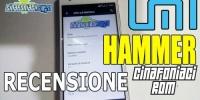 Umi Hammer - La prova del primo smartphone con ROM by Cinafoniaci, la Cinafoniaci.Rom!