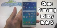 Clone Samsung Galaxy Note 5 (quad core) La Recensione Completa